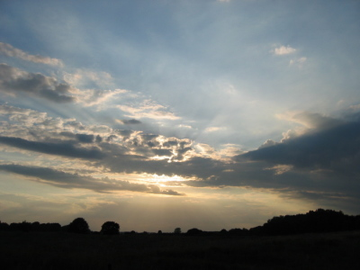 near Lakenheath--August 2006